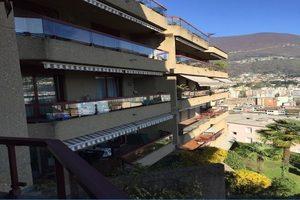 Affitto appartamento Lugano Via Torricelli