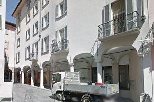 Affitto ufficio Lugano Via Soave