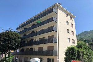Affitto appartamento Mendrisio Via Beroldingen esterno