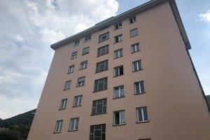 Affitto a Viganello - Via General Guisan - esterno