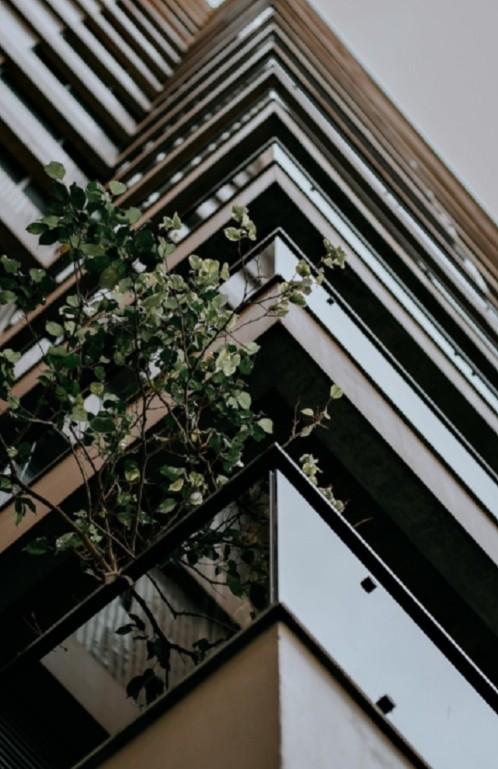 AMI IMMOBILIARE Servizi - balconi con pianta