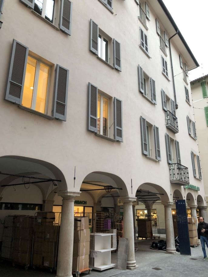 UA#004 - Lugano - Via Soave stabile