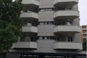 Affitto ufficio Lugano Via Pelli 9