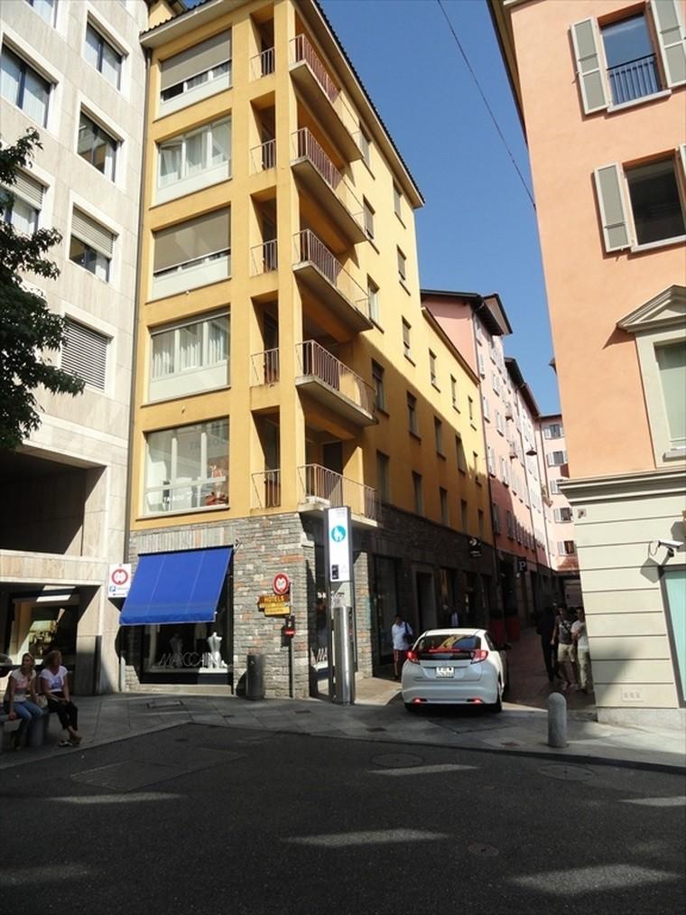 Affitto Ufficio Lugano Vista esterna