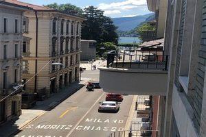 Affitto a Lugano Corso Elvezia 5 esterno