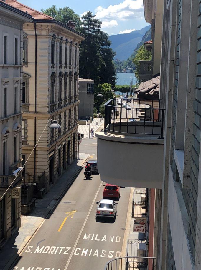 Affitto a Lugano - Corso Elvezia 5 esterno