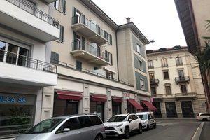 Affitto Negozio Lugano Corso Elvezia stabile