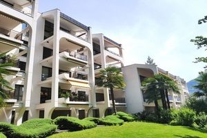 Affitto a Lugano - Via Massagno 28 -immobile