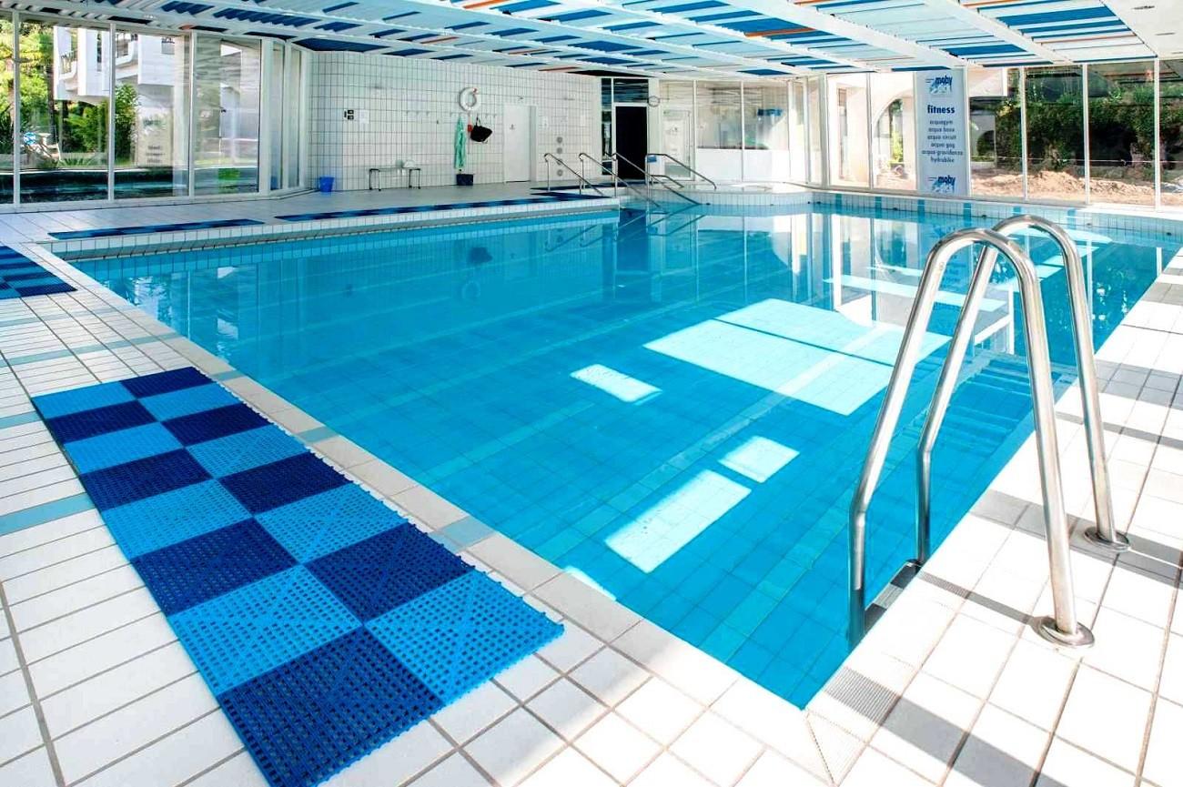 Affitto a Lugano - Via Massagno 28 -piscina (2)