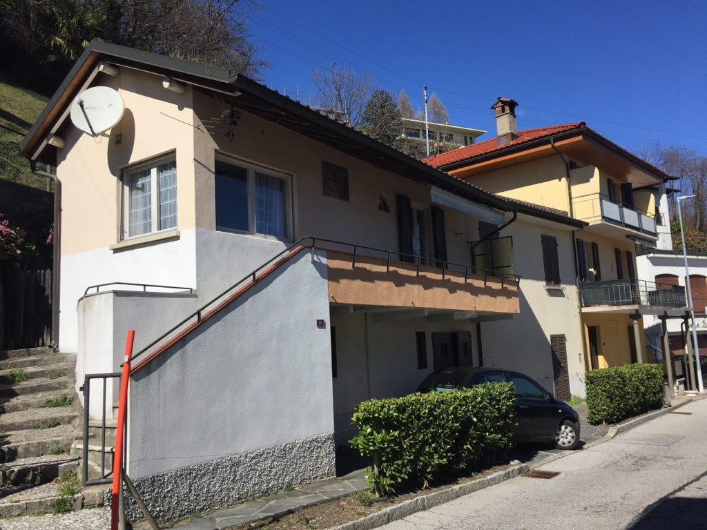 Casa in vendita - Cademario - Esterno 2