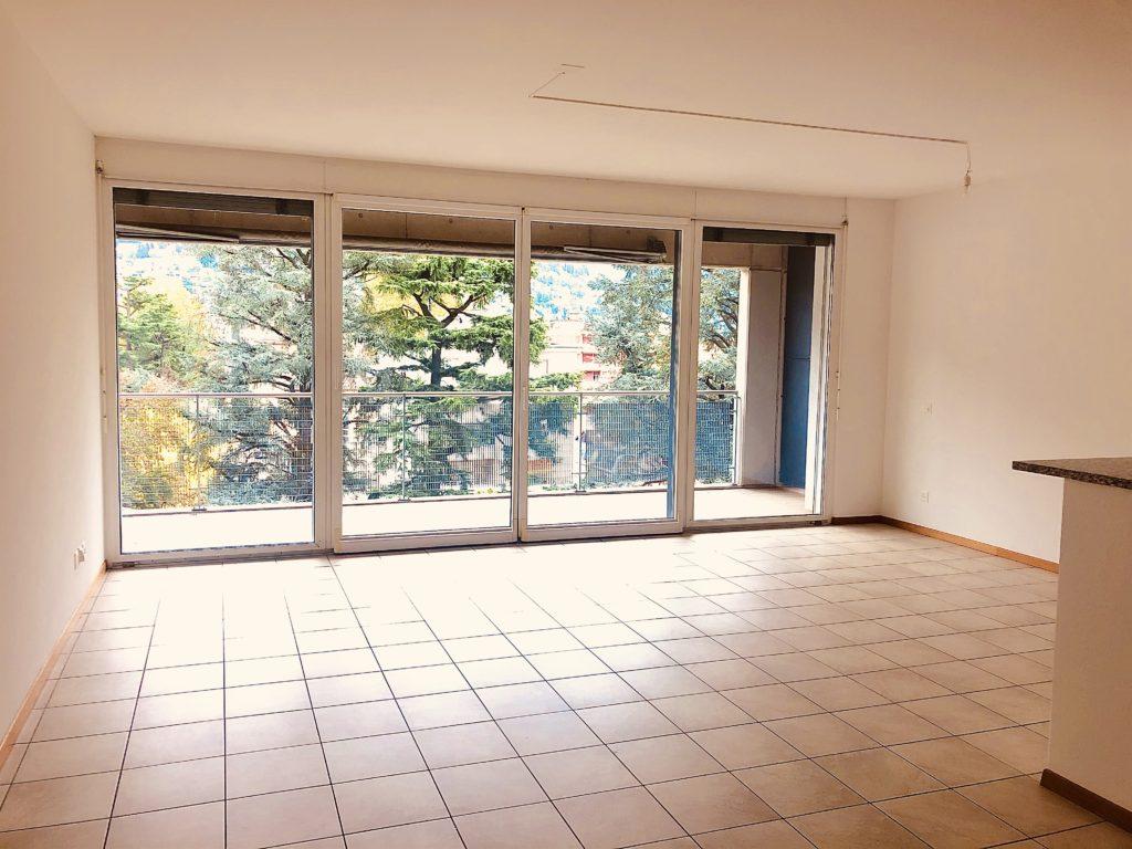 AV#017 App. in vendita - Lugano - Via Trevano 55a - La sala