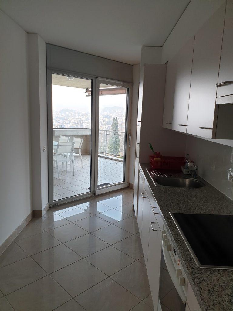 Affitto a Pregassona - Viale Cassone 36 - cucina