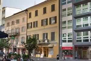 Affitto Ufficio Lugano Via Peri -Esterno