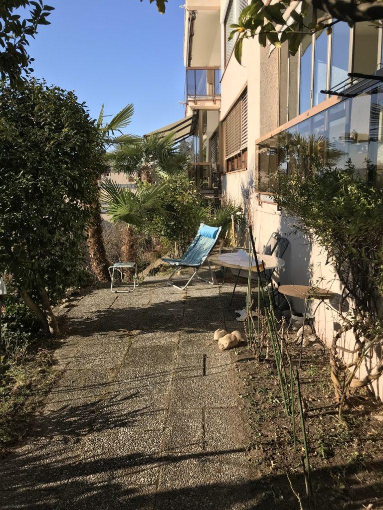 Appartamento in vendita - Castagnola - giardino 2