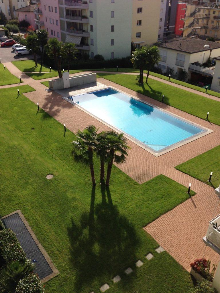 Appartamento in vendita - Pregassona - Piscina