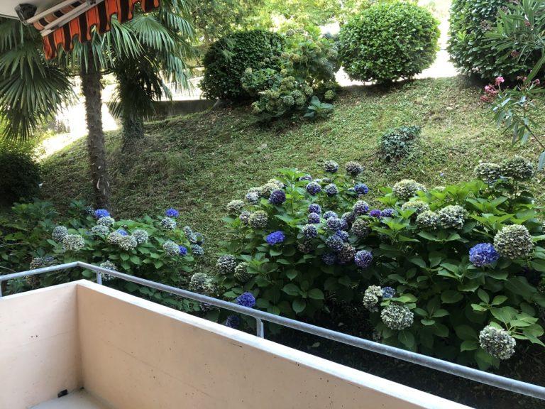 Affitto - Breganzona - Balcone