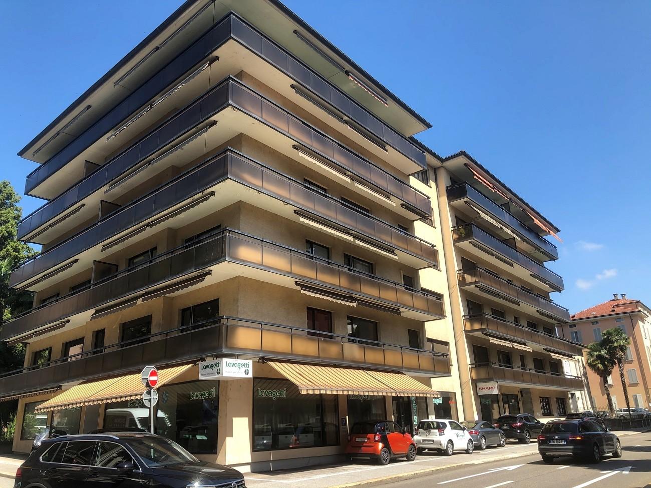 Affitto Ufficio Lugano Via Maderno - stabile