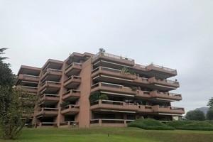 Affitto appartamento a Melide - Via Pocobelli - esterno