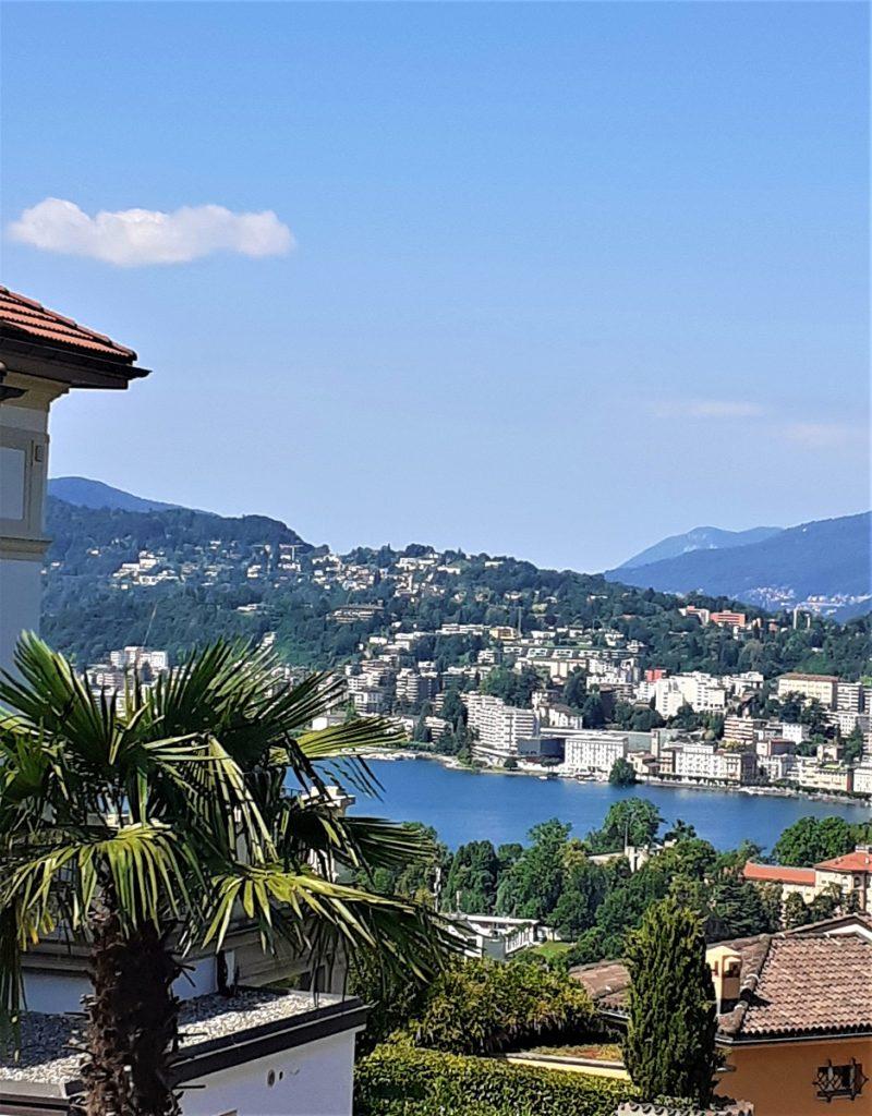 Appartamento - Ruvigliana - Via Ceresio 57 - Splendida Vista