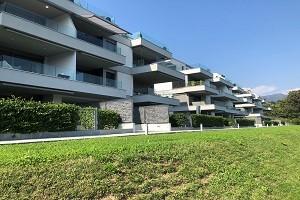 Affitto appartamento a Gravesano - Strada Regina -stabile fronte