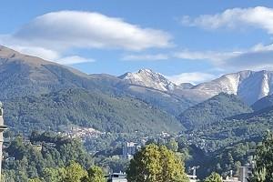 Appartamento - Lugano - Via Brentani - Vista-copertina