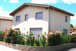 Affitto casa villetta a Sabio esterno Esterno