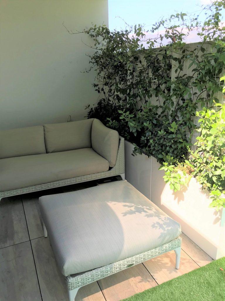 12 Vendo appartamento Lugano - Terrazzo