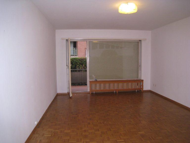 affittiamo appartamento Lugano-Paradiso soggiorno