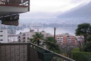 affittiamo appartamento Lugano-Paradiso