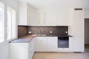 Affitto a Pregassona - Salita Viarno 9 - -cucina