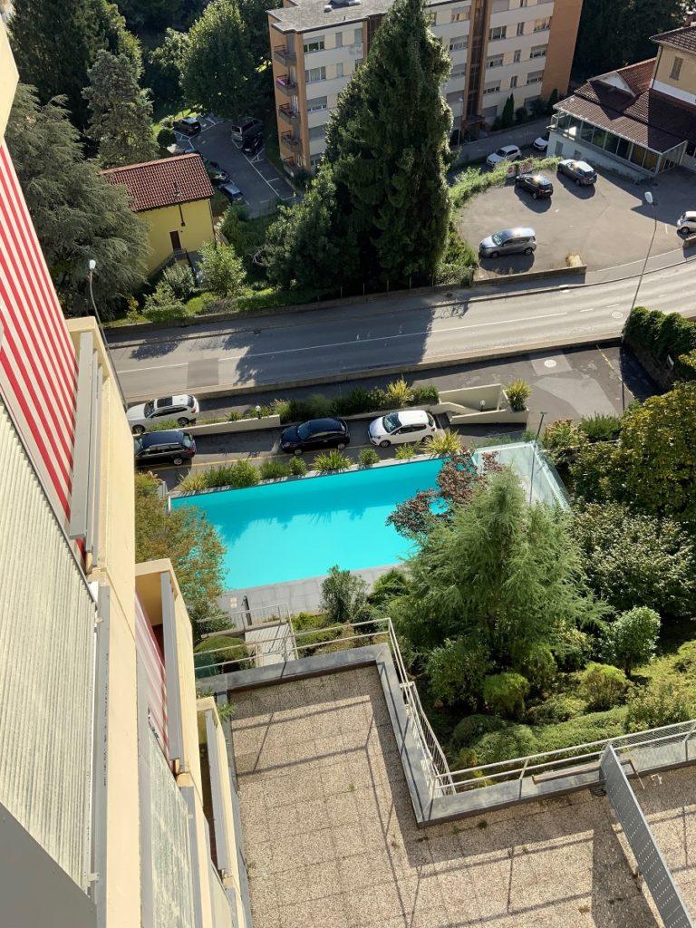 12-Affittiamo-Lugano-piscina dall'alto