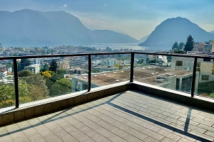 Affitiamo Lugano vista