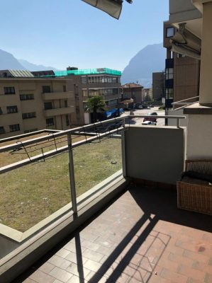 AA#019 - Lugano - Via Zurigo - vista da balcone 2