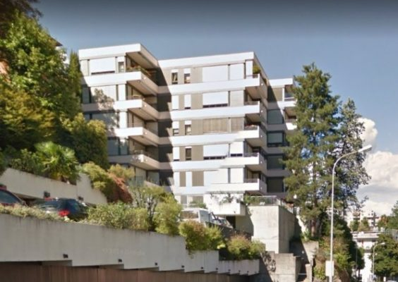 Affitto appartamento Lugano - Via Sorengo 22 esterno