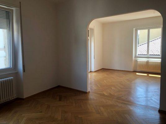 Affitto a Lugano - Corso Elvezia 5 salotto